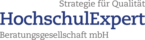 Logo HochschulExpert Beratungsgesellschaft mbH